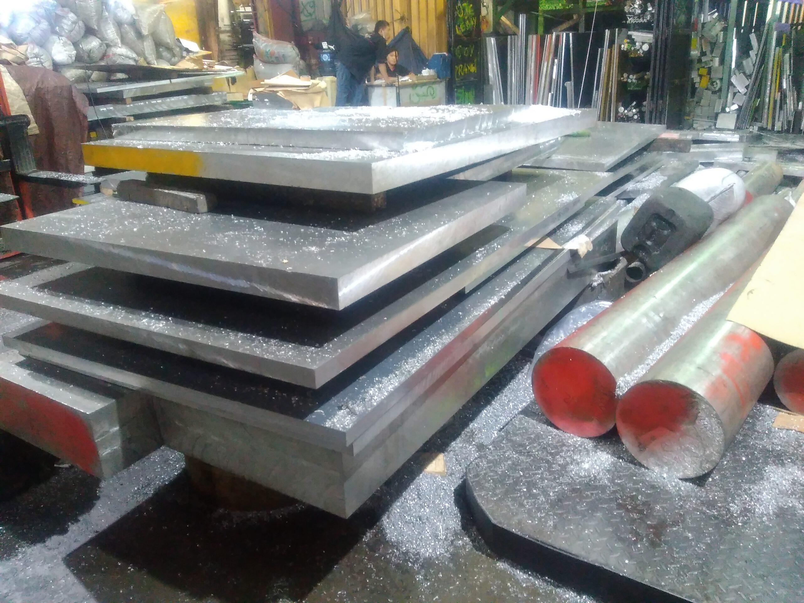 Perbedaan Aluminium 6061 dan 7075